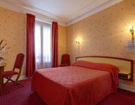 Chambre Hôtel de Blois Paris