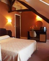 Chambre New Parnasse Hôtel Paris