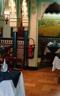 Restaurant Hôtel Saphir Paris
