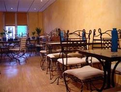 Salle petit déjeuner Tipi Hôtel Paris