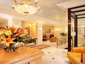 Réception Hôtel Daguerre Paris