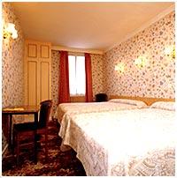 Chambre Hôtel de Paris