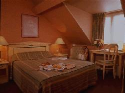 Chambre Hôtel du Vieux Saule Paris