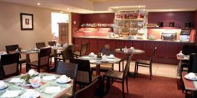 Salle petit déjeuner Holiday Inn Paris Montparnasse