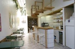 Salle petit déjeuner Hôtel Atlantique Paris