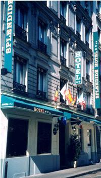 Splendid Hôtel Paris