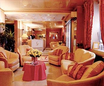Salon Versailles Hôtel Paris