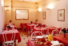Salle petit déjeuner Versailles Hôtel Paris