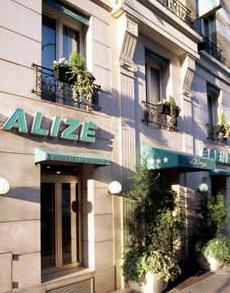 Hôtel Alizé Grenelle Paris