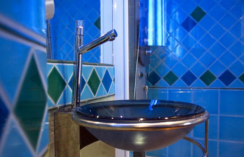Salle de bain Hôtel Jacques de Molay