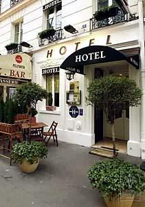 Hôtel Au Palais de Chaillot Paris