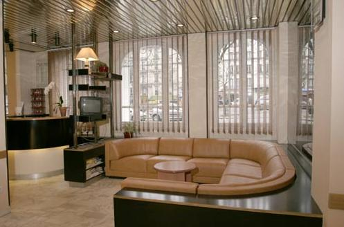 Salon Hôtel Camélia Paris