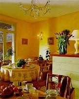 Salle petit déjeuner Hôtel de l'Avre Paris