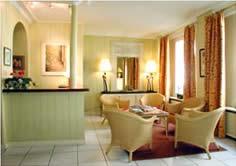 Réception Hôtel de l'Avre Paris