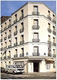 Hôtel Le Nainville Paris