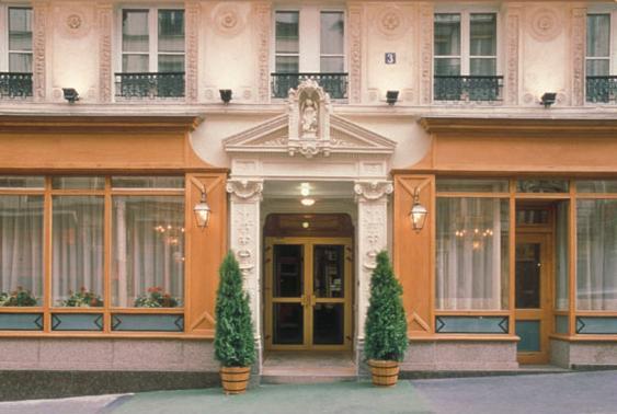 Hôtel Meslay République Paris
