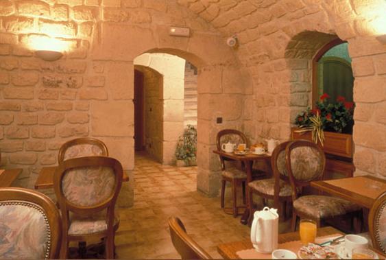 Salle petit déjeuner Hôtel Meslay République