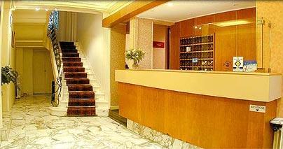 Réception Hôtel Tourisme Paris