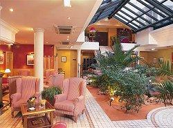 Salon Hôtel Villa Beaumarchais Paris