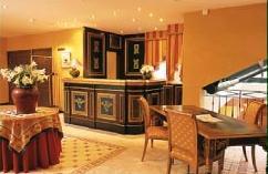 Réception Hôtel Villa Beaumarchais Paris