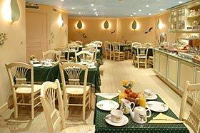 Salle petit déjeuner Hôtel des Provinces Paris