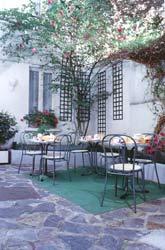 Jardin Saphir Hôtel Paris