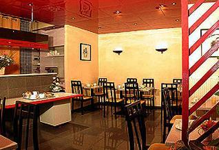 Salle petit déjeuner Hôtel Mon Rêve Paris