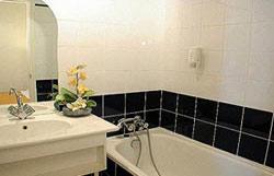 Salle de bain Hôtel Mon Rêve Paris