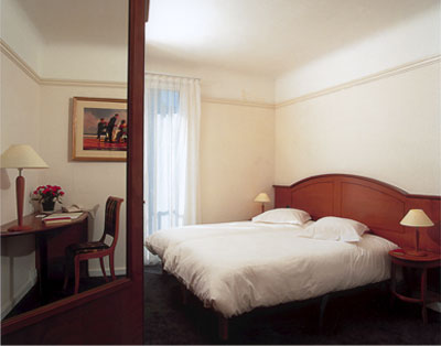 Chambre Best Western Eiffel Cambronne Paris
