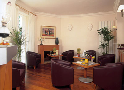 Salon Best Western Eiffel Cambronne Paris