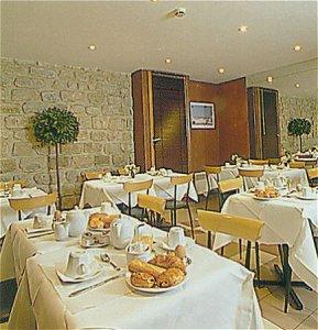 Salle petit déjeuner Hôtel Pavillon Porte de Versailles Paris