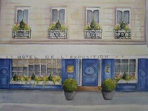 Hôtel de l'Exposition Paris