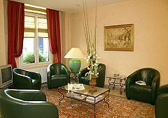 Salon Modern'Hôtel Val Girard Paris