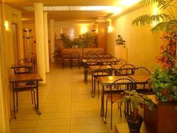 Salle petit déjeuner Porte de Versailles Hôtel Paris