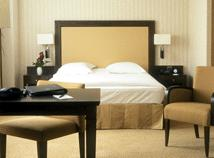 Chambre Hilton Hôtel Paris