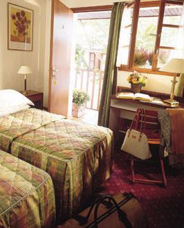 Chambre Hôtel Wallace Paris