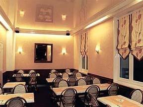 Salle petit déjeuner Hôtel Campanile Paris XV