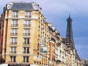 Hôtel Campanile Paris XV Tour Eiffel