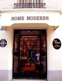 Hôtel Home Moderne Paris