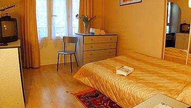 Chambre Hôtel Home Moderne Paris