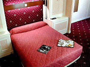 Chambre Hôtel de Lutèce Paris