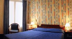 Chambre Abaca Messidor Hôtel Paris