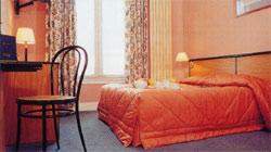 Chambre Hôtel Murat Paris