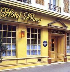 Hôtel Murat Paris