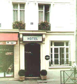 Hôtel Ribera Paris