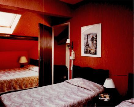 Chambre Hôtel Acacias hôtel de ville Paris