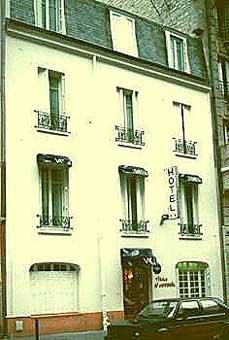 Hôtel Villa D'Auteuil Paris