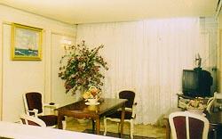 Salon Hôtel Villa D'Auteuil Paris