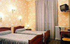 Chambre Hôtel Villa D'Auteuil Paris