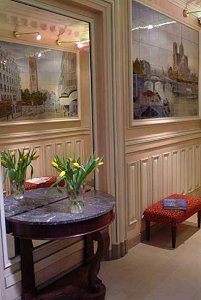 Hall HotelHome Paris 16